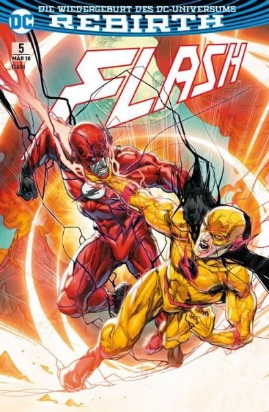 Flash 5: Im Griff der Furcht
