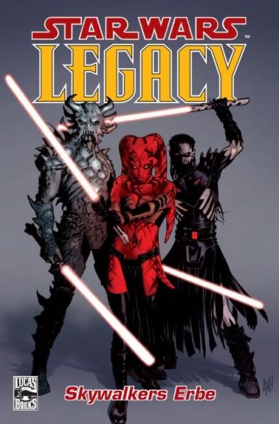 Star Wars Sonderband 36: Legacy I