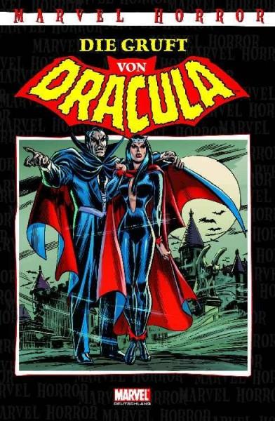 Marvel Horror: Die Gruft von Dracula 4