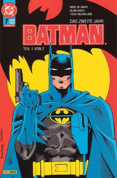 DC Detective Comics 7: Batman - Das zweite Jahr 1