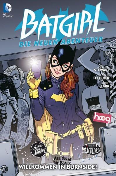 Batgirl: Die neuen Abenteuer 1