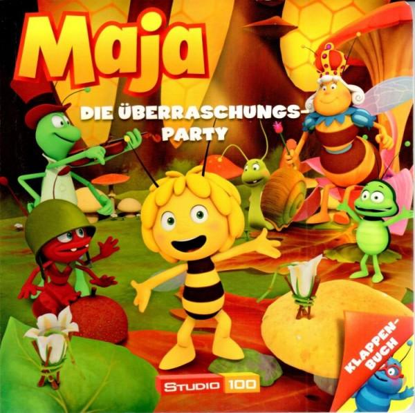 Biene Maja - Activity Klappenbuch 2: Die Überraschungsparty