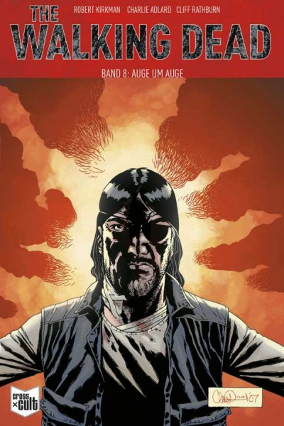 The Walking Dead 8: Auge um Auge Softcover