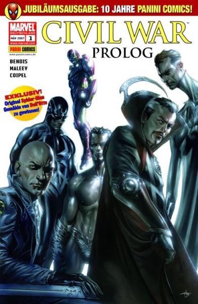 Civil War: Prolog