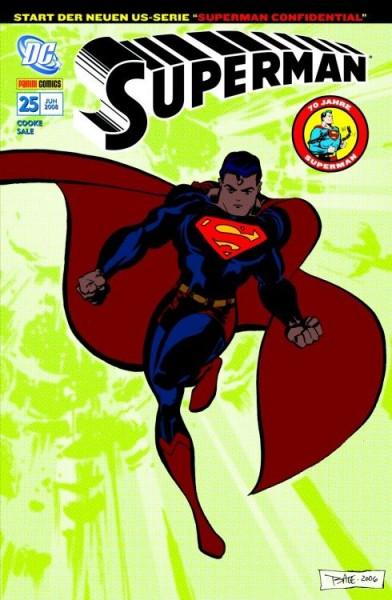 Superman Sonderband 25: Kryptonit