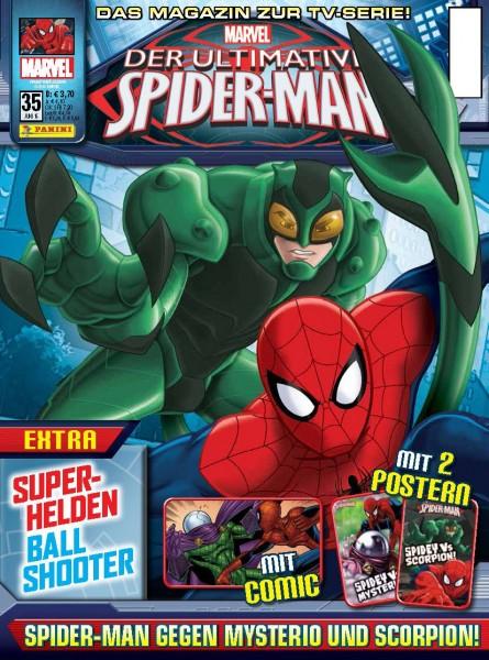 Der ultimative Spider-Man - Magazin 35