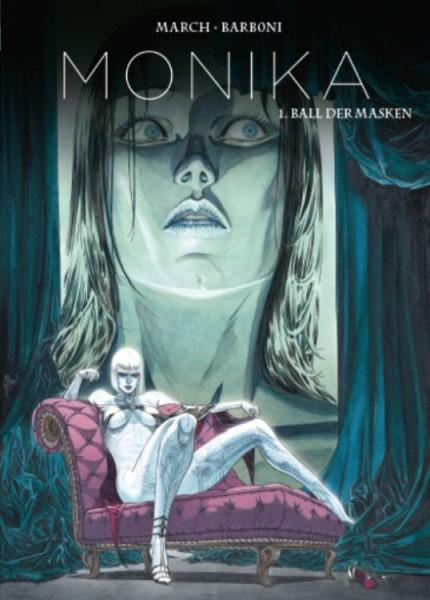 Monika 1: Ball der Masken
