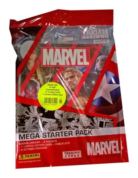 Marvel Heroes Trading Card - Starterpack