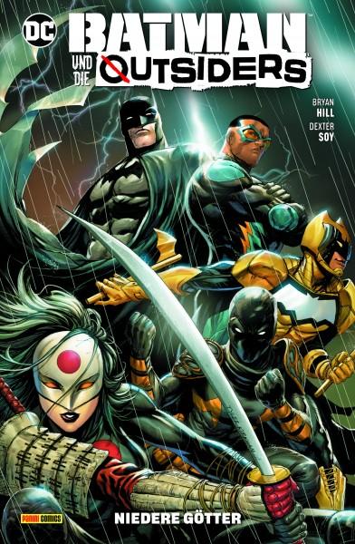 Batman und die Outsiders 1 Cover