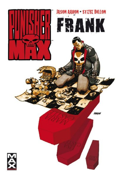 Marvel Maximum 48 - Punisher Max - Frank