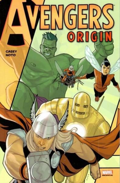 Avengers - Origin