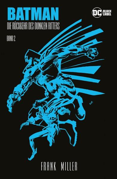 Batman: Die Rückkehr des Dunklen Ritters 2 Cover