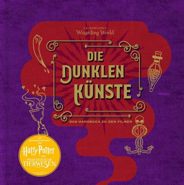 Harry Potter: Die dunklen Künste - Das Handbuch zu den Filmen Cover