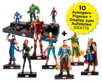 Marvel Universum Figuren-Kollektion: Avengers-Bundle Spezial