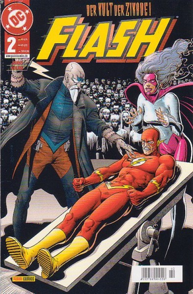 Flash 2: Der Kult der Zikade!