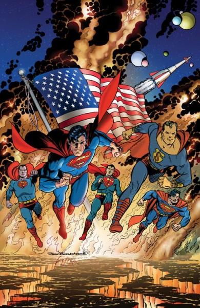 Superman Megaband 2
