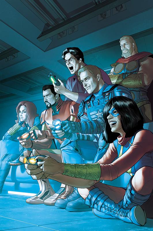 Marvel's Avengers: Die Vorgeschichte...
