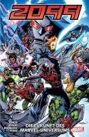 2099  Band 1: Die Zukunft des Marvel-Universums Cover