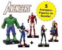 Marvel Universum Figuren-Kollektion - Avengers-Bundle