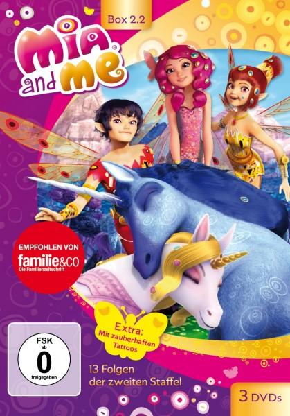 Mia and Me: Staffel 2: Box 2.2 (Vol. 14-26)