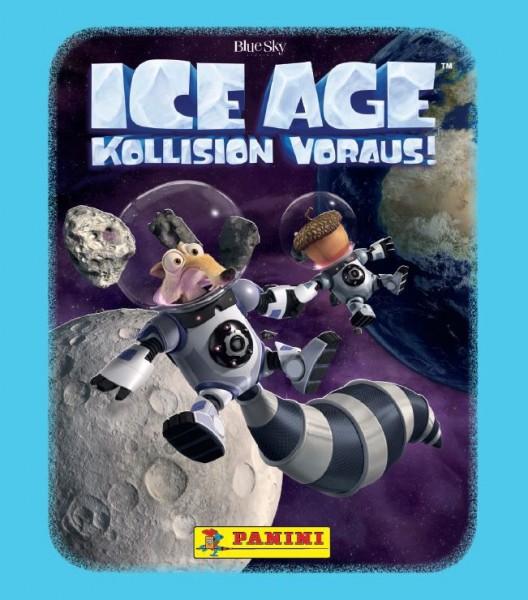 Ice Age: Kollision Voraus! - Stickerkollektion - 1 Tüte