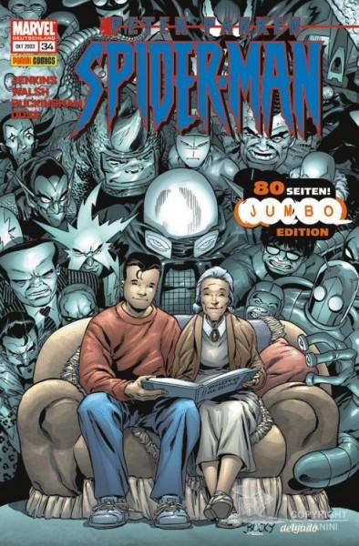 Peter Parker - Spider-Man 34