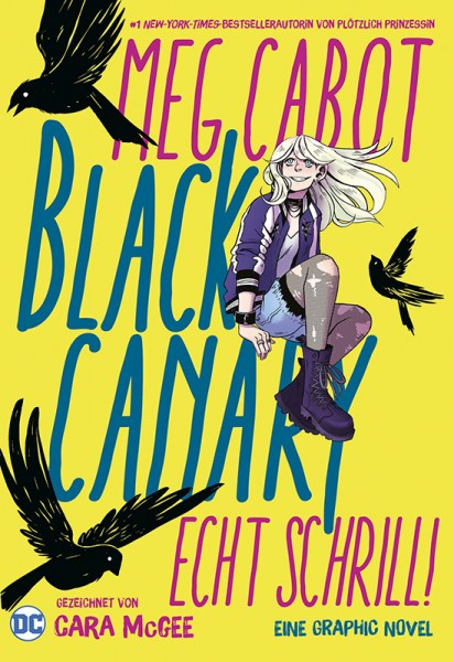 Black Canary: Echt Schrill! Cover