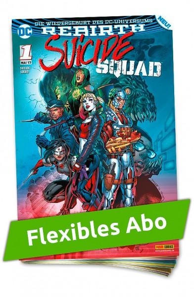 Flexibles Abo - Suicide Squad Heft