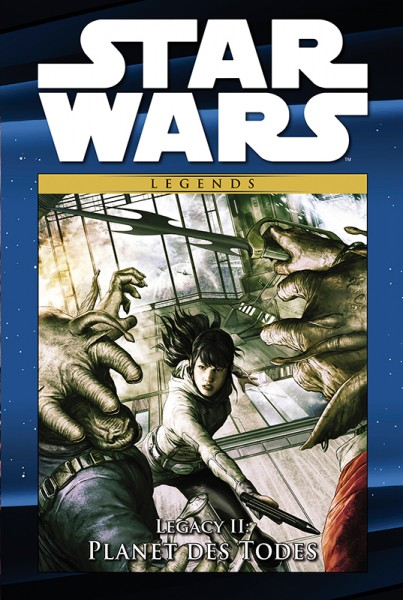 Star Wars Comic-Kollektion 99: Legacy III - Planet des Todes Cover