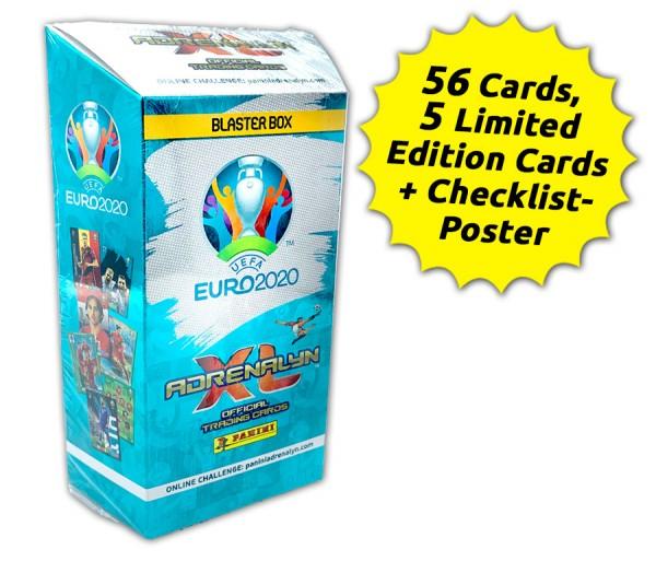UEFA Euro 2020 Adrenalyn XL Blasterbox
