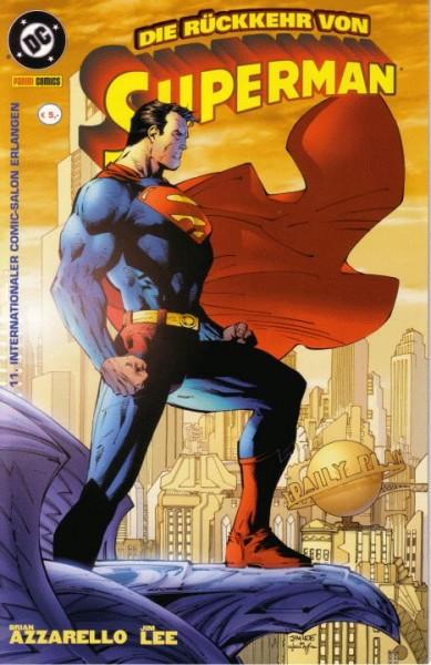 Die Rückkehr von Superman - Comic Salon Erlangen 2004