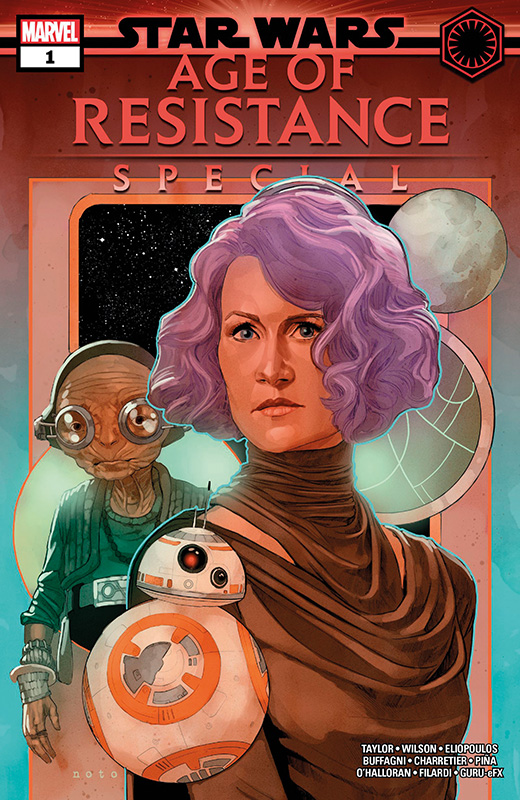 Star Wars 62: Age of Resistance - Poe...
