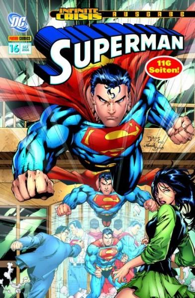Superman Sonderband 16: Zwischen zwei Welten