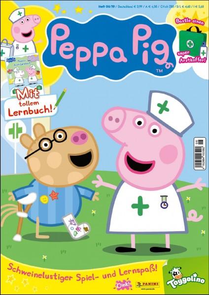 Peppa Pig Magazin 06/19