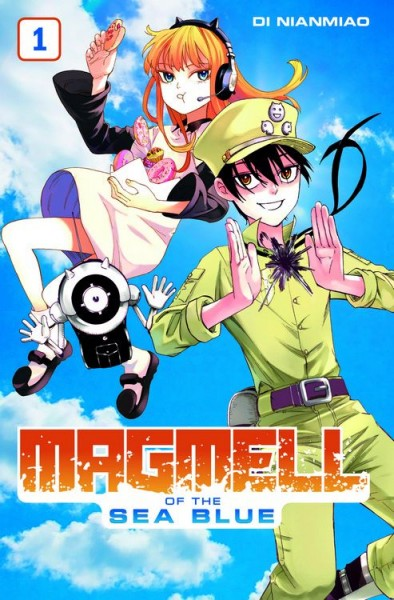 Magmell of the Sea Blue 1