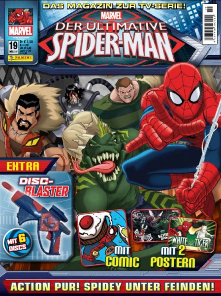 Der ultimative Spider-Man - Magazin 19