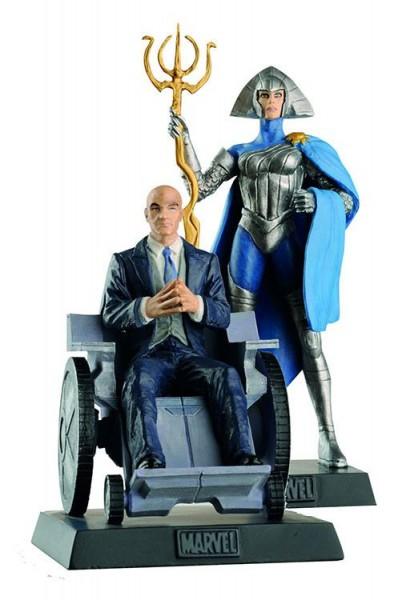 Marvel-Figur: Prof. X/Lilandra (Mega Spezial)