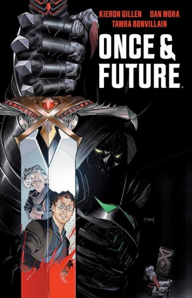 Once & Future 1 Cover