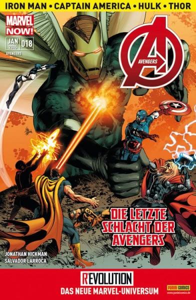 Avengers 18 (2013)