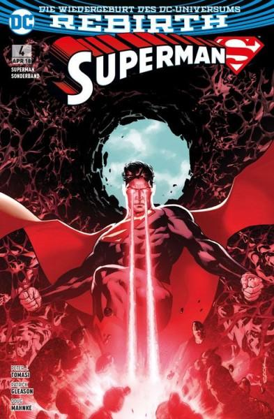 Superman Sonderband 4: Schwarze Ernte