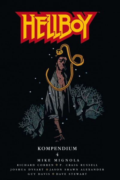 Hellboy: Kompendium 4