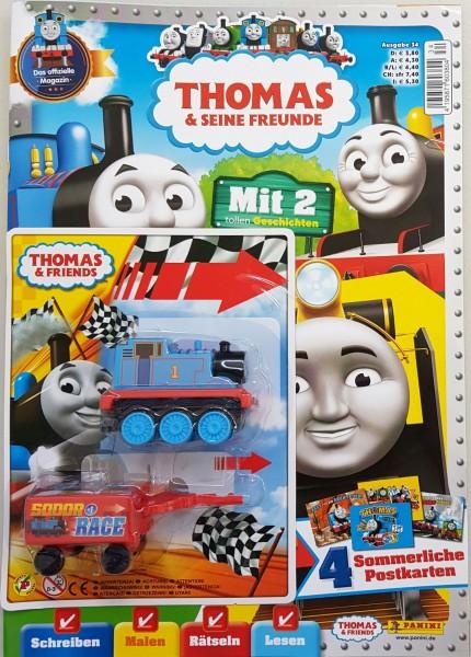 Thomas und seine Freunde Magazin 34