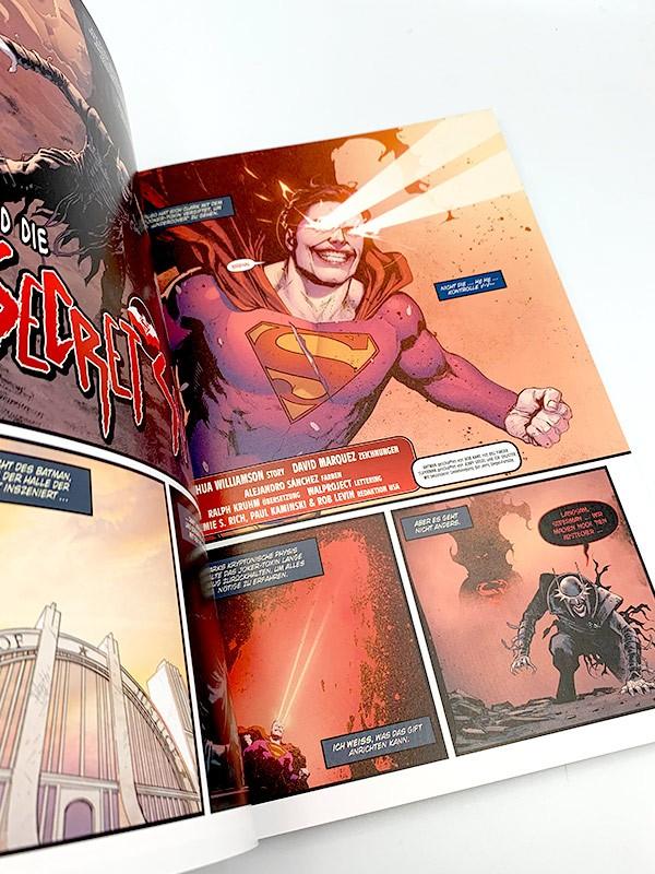Der Batman, der lacht Sonderband 2 Blick in den Comic