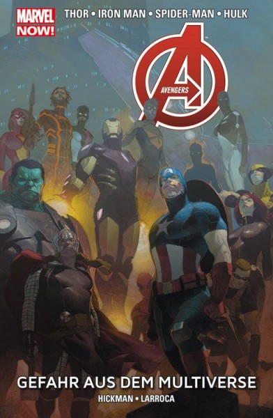 Marvel Now!: Avengers 4