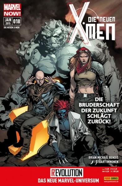 Die neuen X-Men 18