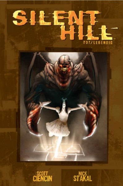Silent Hill 3 - Tot/Lebendig