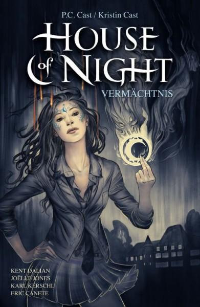 House of Night 1