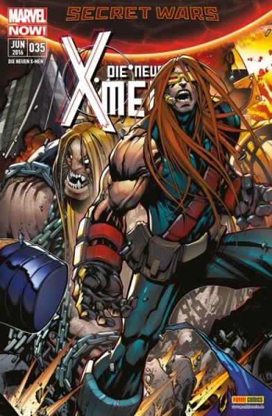 Die neuen X-Men 35