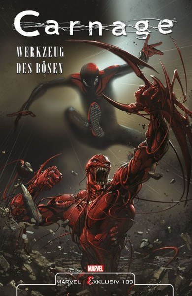 Marvel Exklusiv 109: Carnage - Werkzeug des Bösen Hardcover