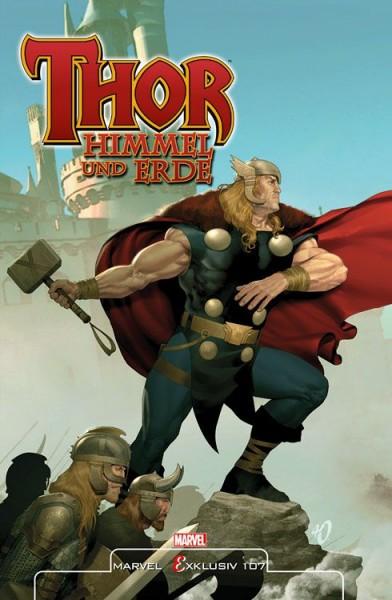Marvel Exklusiv 107 - Thor - Himmel und Erde
